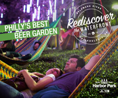 Spruce Street Harbor Park - best beer garden rectangle