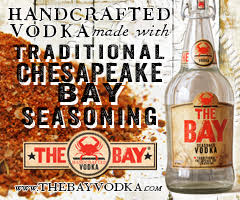 The Bay Vodka Rectangle