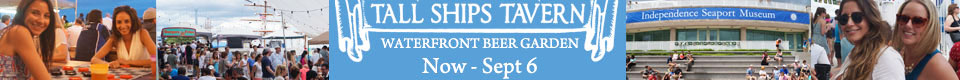 Tall Ships Tavern Leaderboard