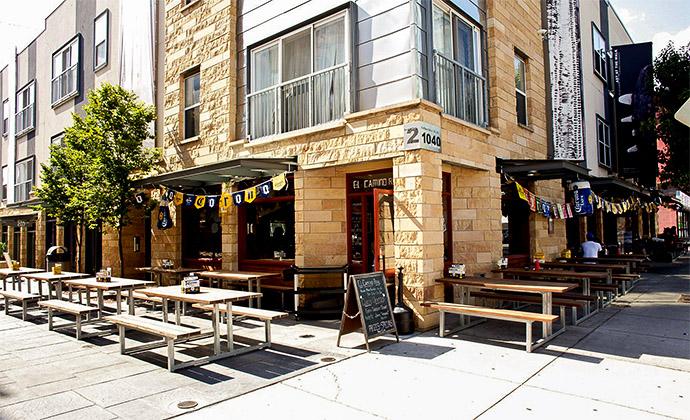 Best Bars for Outdoor Drinking in Philadelphia
