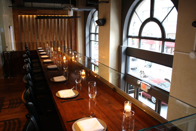 Spring Brings Chip Roman s The Treemont to Center City