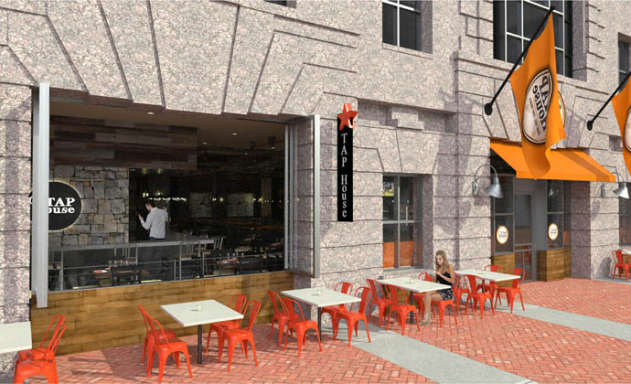 1 Of 7 Renderings Drink Philly The Best Happy Hours Drinks Bars In Philadelphia