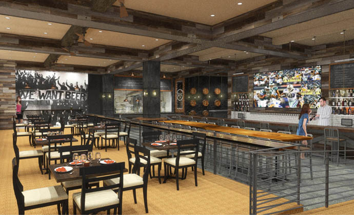 Check Out What City Tap House Logan Square Will Look Like