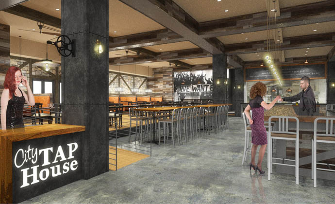 Check Out What City Tap House Logan Square Will Look Like Th