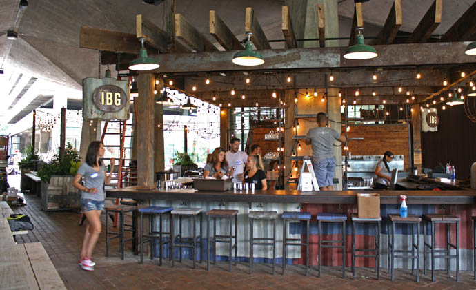 Check Out What 39 S On Tap For Independence Beer Garden 39 S