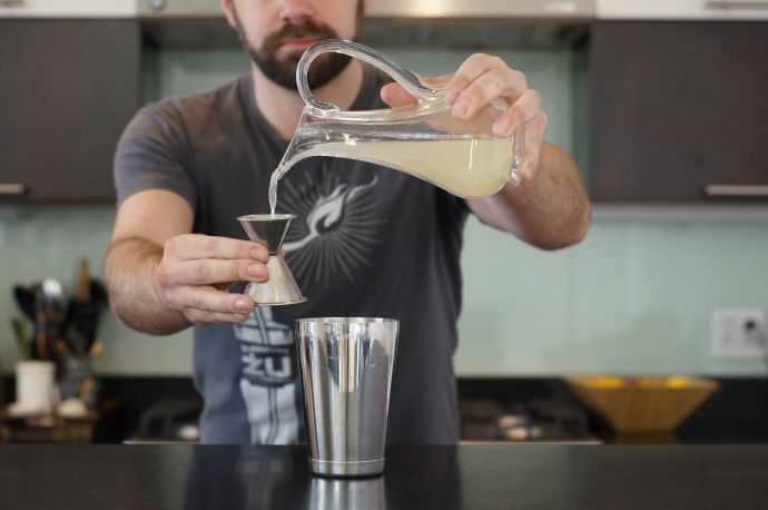 how to make a frozen daiquiri at home