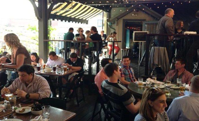 Best Bars For Outdoor Drinking in Philadelphia, 2015