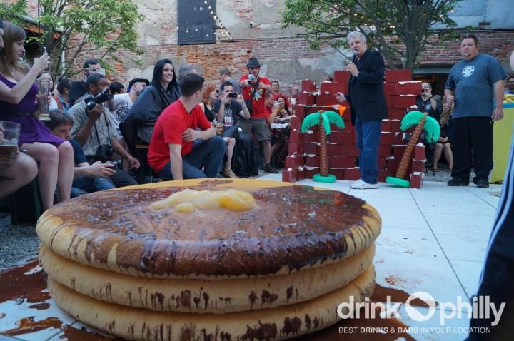 Dunkel Dare with Marc Summers Returns to Frankford Hall For