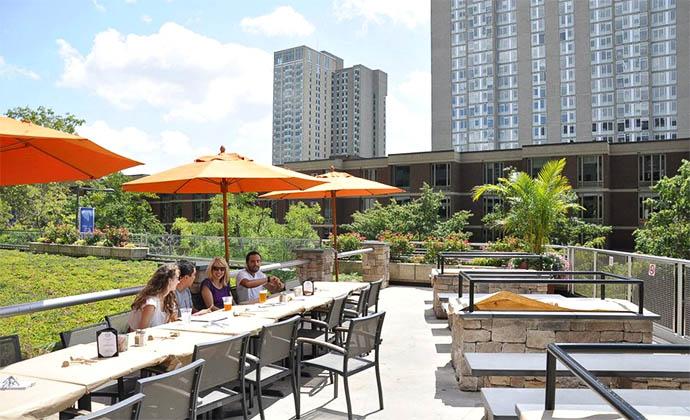 Best Bars For Outdoor Drinking in Philadelphia, 2016
