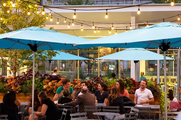 Best Bars For Outdoor Drinking in Philadelphia, 2016