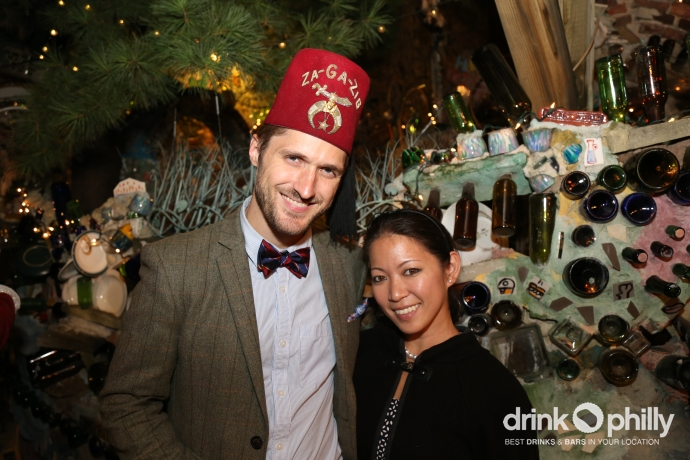 Recap: Drink Philly s First Mad Hatter Whiskey Tea Party at