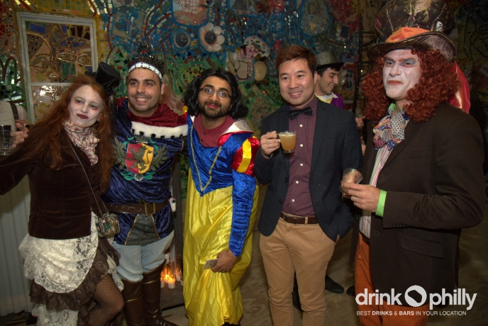 Recap: Drink Philly s Mad Hatter Whiskey Tea Party at Watkin