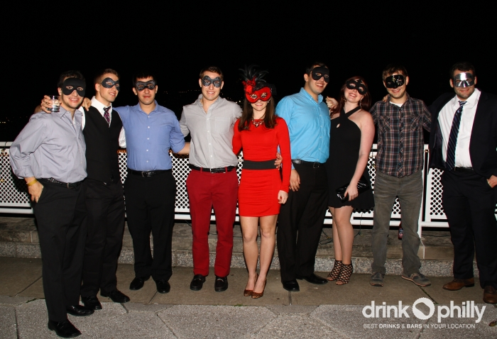 Recap: Drink Philly s New Year s Eve Midnight Masquerade (Ph