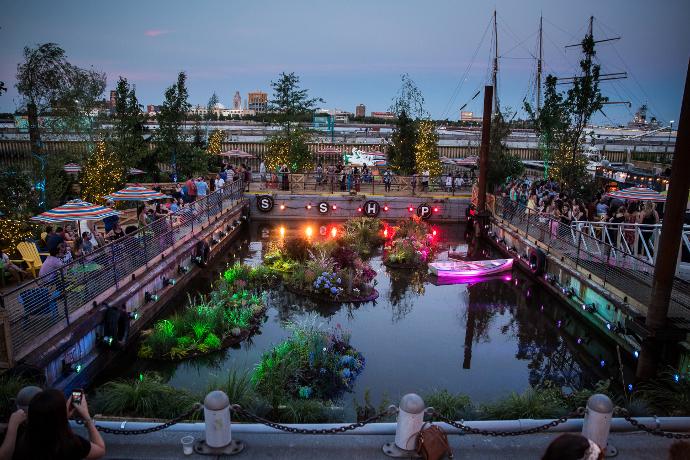 Philadelphia s Best Beer Gardens of 2015
