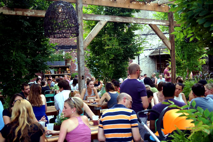 Philadelphia s Best Beer Gardens of 2015