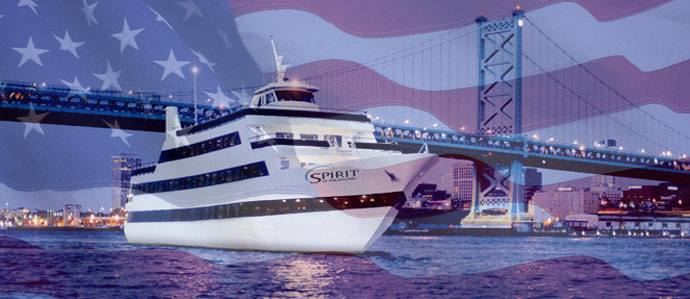 Celebrate Beers, Boats, & America at the Drink Philly Independence Boat Party, June 30