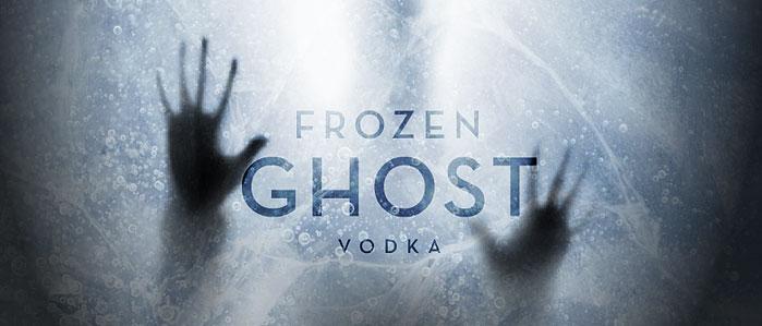 Frozen Ghost Vodka