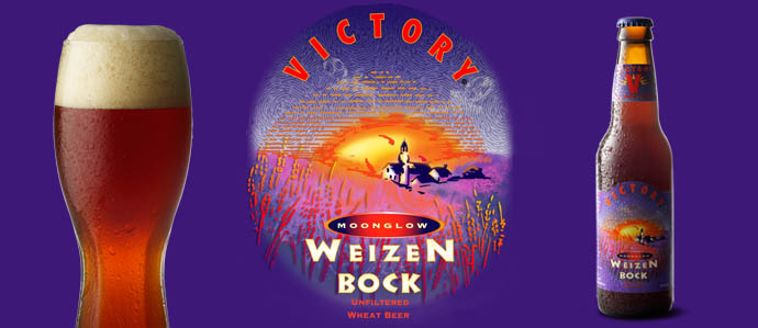 Beer Review: Victory Moonglow Weizenbock