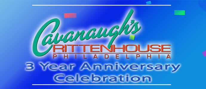 Cav's 3 Year Anniversary Happy Hour & Party, Nov 10-11
