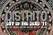Distrito's Day of the Day Party & Tequila Tasting, Nov 2