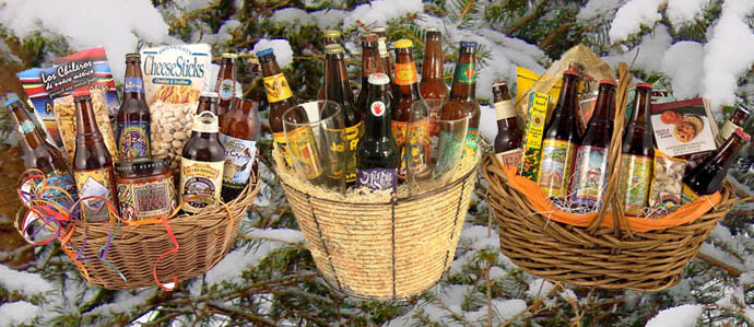 Gift Idea: Local Craft Beer Basket