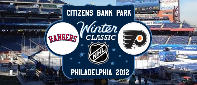 Winter Classic Philadelphia 2012 Drink Specials