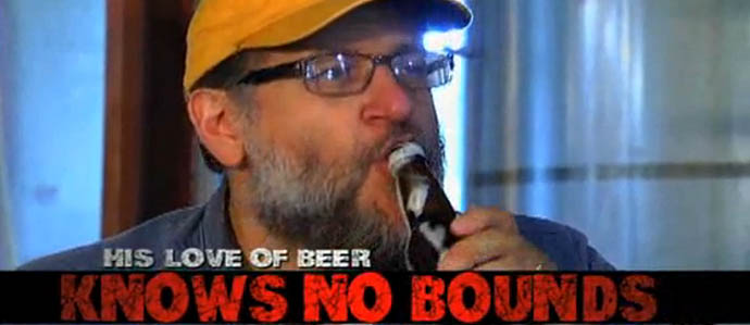Support Lew Bryson's American Beer Blogger TV Show