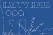Opa Launches Happy Hour with Complimentary Giveaways