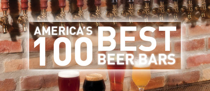 Six Philly Picks in Draft Magazine's 100 Best Beer Bars of 2012