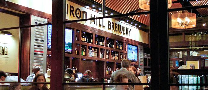 Iron Hill's Newest Brewpub Opens in Chestnut Hill