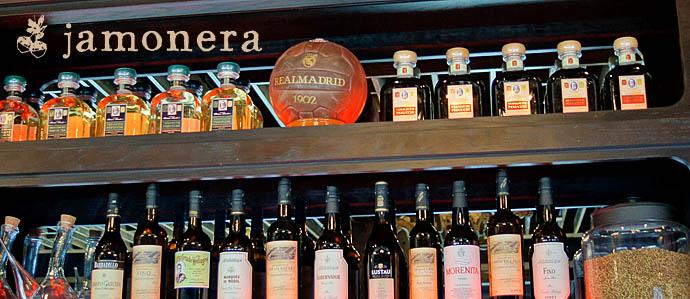 Gems for Drinkers at New Spanish Tapas Bar Jamonera in Midtown Village