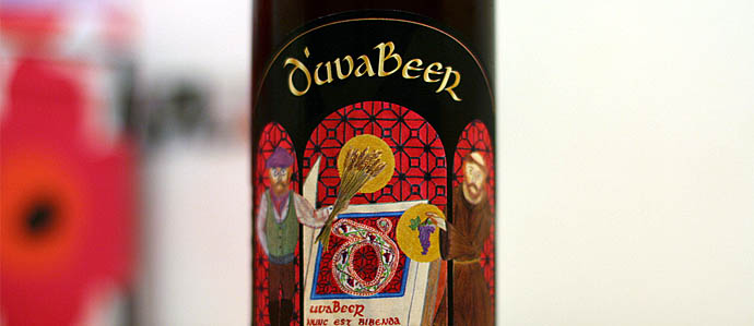 Beer Review: LoverBeer D'uvaBeer