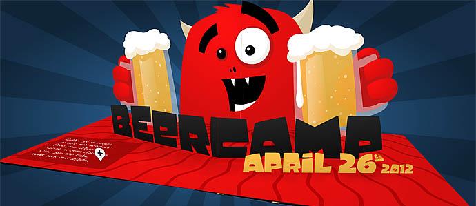 Beercamp 2012 Rocks A Pop-Up Book Website