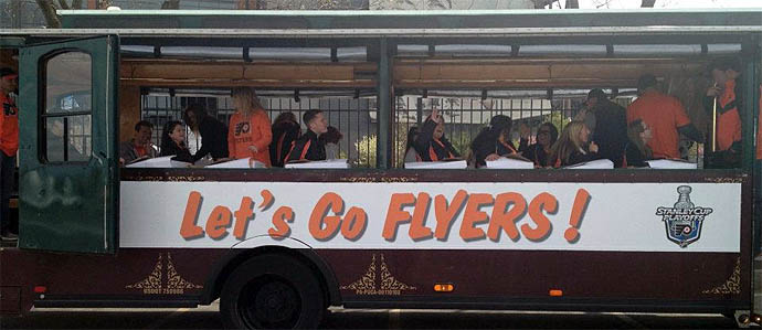 Flyers Specials - Where To Watch the NHL Playoffs