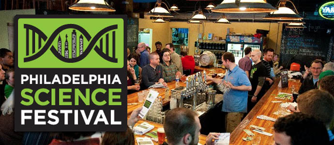 Boozy Events at The Philadelphia Science Festival, April 20-29