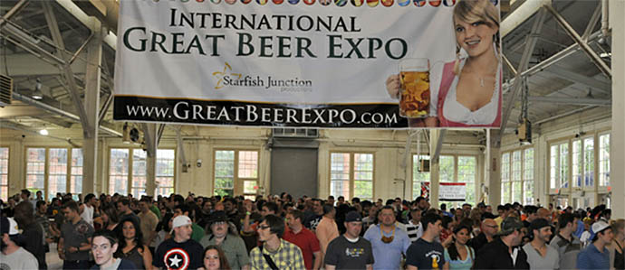 8th Annual International Great Beer Expo Returns to the Navy Yard, June 4