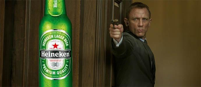 James Bond S Drinks Heineken Wasn T 007 S First