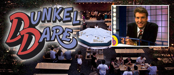 Dunkel Dare With Marc Summers Returns to Frankford Hall During Philly Beer Week
