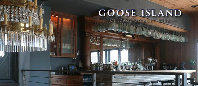 Drink Goose Island Beer for Research at Revolution House, July 27