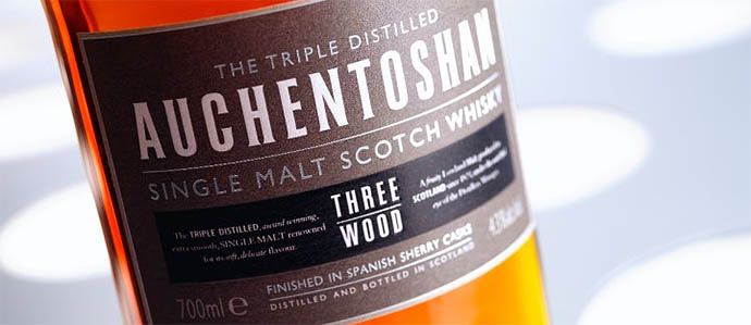 Auchentoshan: Triple-Distilled Scotch With Varied Flavors