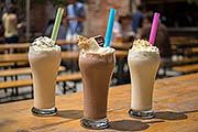 Drink This: Boozy Shakes at Frankford Hall