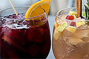 Half-Price Sangria Sunsets at Valanni