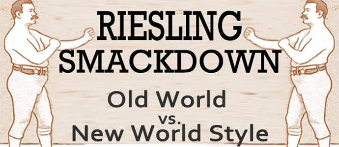 Riesling Smackdown at McCrossen's Tavern, Aug 7