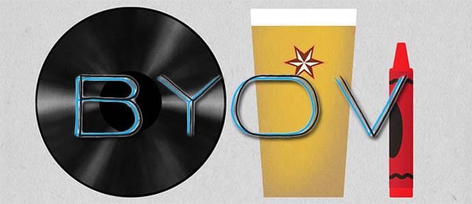 Bring Your Own Vinyl Fundraiser at Pub & Kitchen, Aug 6