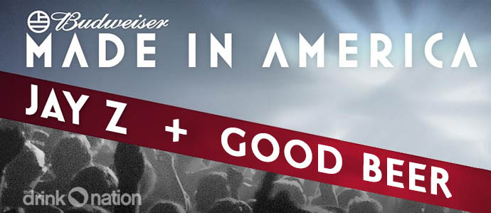 Jay Z Budweiser Made in America Festival: Where to Find Good Beer