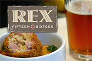 Rex 1516 Launches Happy Hour, Seven Days a Week