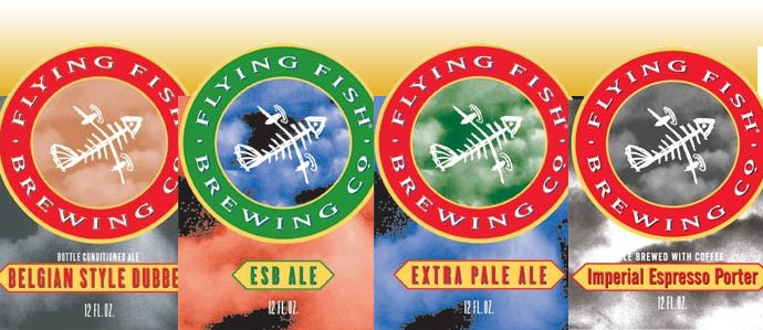 Cavanaugh 39 s rittenhouse brew chew with flying fish for Flying fish happy hour