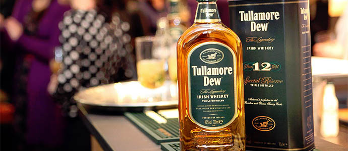 Introducing the New Tullamore D.E.W.