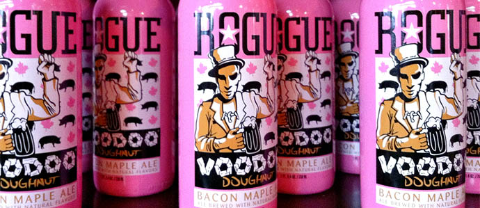 Beer Review: Rogue Voodoo Doughnut Bacon Maple Ale