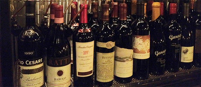Panorama Celebrates Anniversary With Special Wine Flight Throughout October